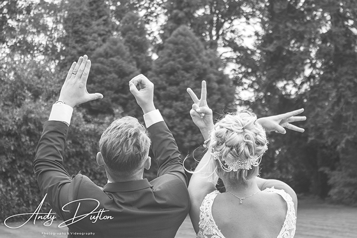 How to find your perfect wedding photographer Burn hall wedding photography
