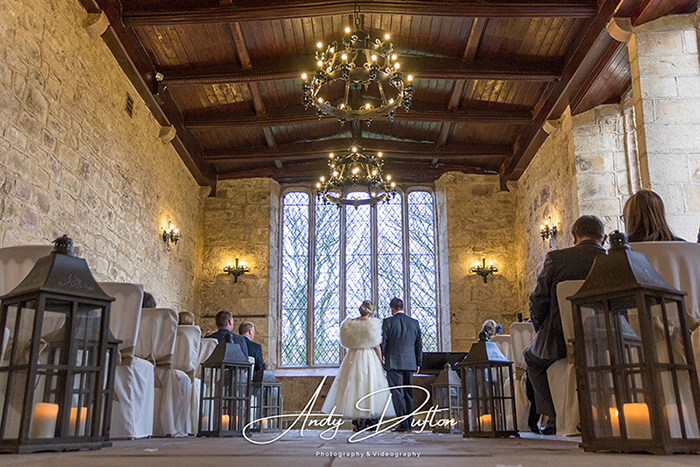 Priests house Bolton Abbey wedding photography