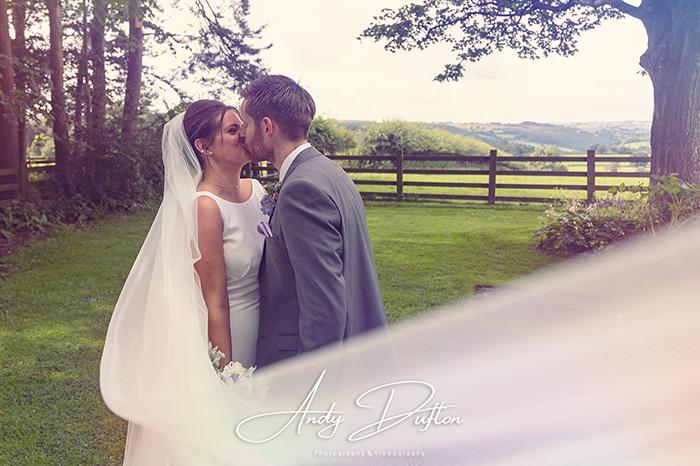 York wedding photographer and videographer The Tithe barn Bolton Abbey