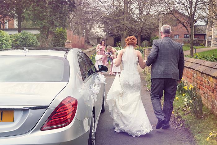 Yorkshire wedding suppliers wedding car hire