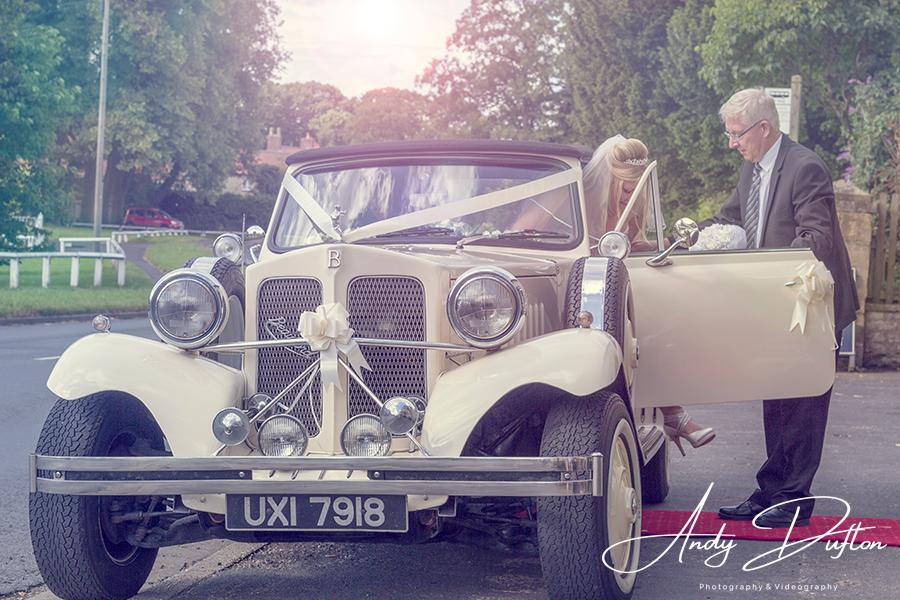 Wedding car hire bentley wedding car