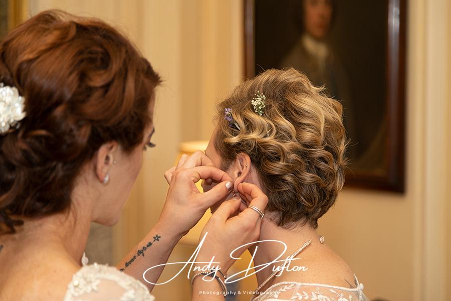 Wedding accessories Jewellery Middlethorpe Hall & Spa